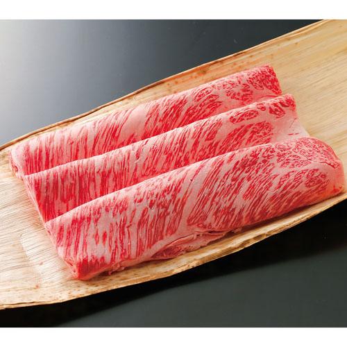 黒毛和牛すき焼き(肩ロース)